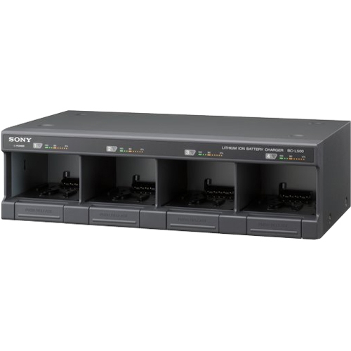 Sony 4-Slot AC Charger BCL500 BC-L500