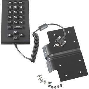 Zebra 21-Key Numeric/Functions Keyboard with Side Mount KT-KYBDNU-VC70-02R
