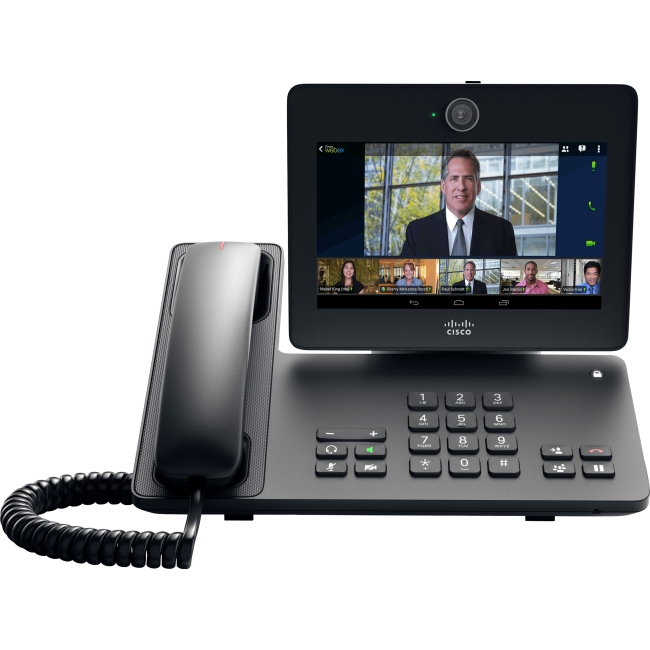 Cisco Spare Handset for Desktop Collaboration Experience DX650 CP-DX-HS=