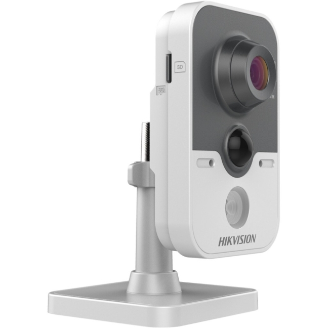 Hikvision 1.3MP IR Cube Network Camera DS-2CD2412F-IW-2.8 MM DS-2CD2412F-IW