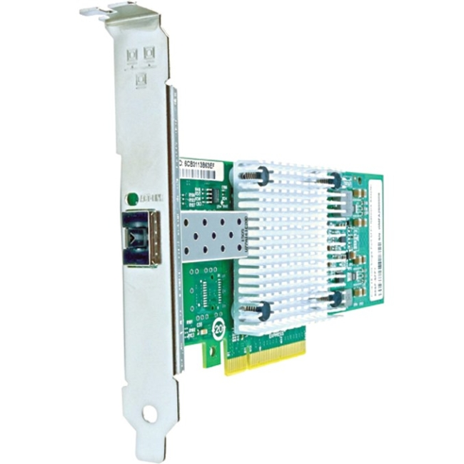 Axiom PCIe x8 10Gbs Single Port Fiber Network Adapter for Solarflare SFN5152F-AX