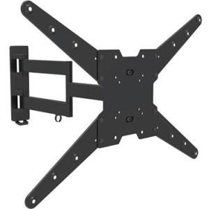 Inland Products Classic Heavy-duty Full-motion Curved & Flat Panel TV Wall Mount 05417