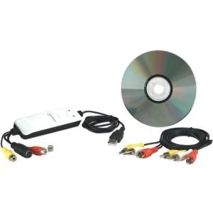 Manhattan USB Audio/Video Grabber 162579