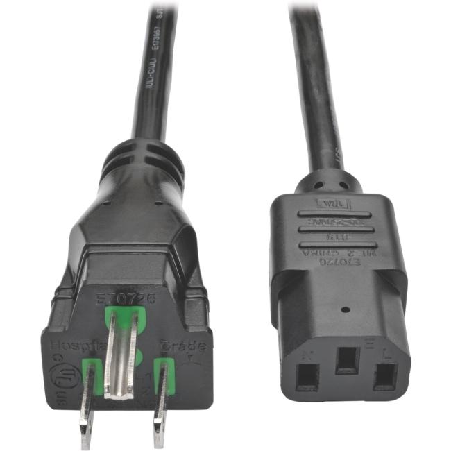 Tripp Lite Standard Power Cord P006-015-HG10