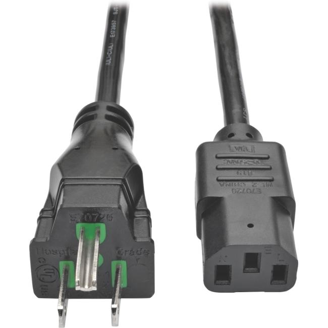 Tripp Lite Standard Power Cord P006-C08-HG10