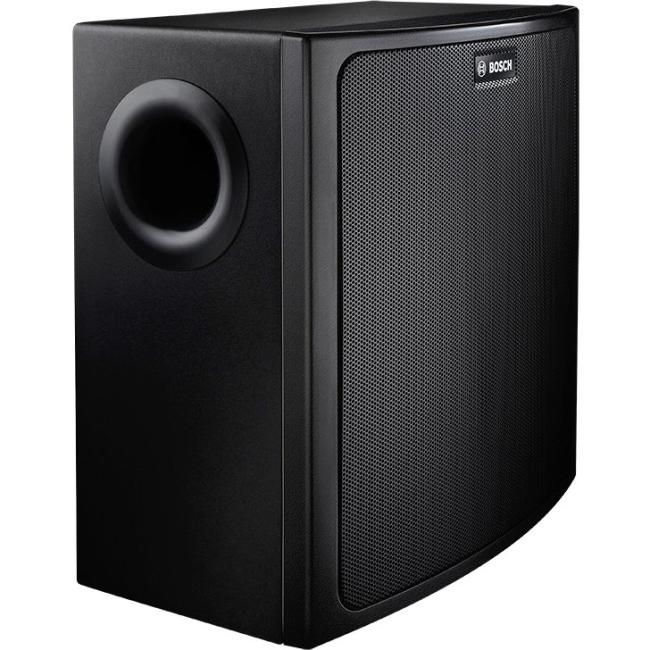 Bosch Compact Sound Subwoofer Black LB6-SW100-D