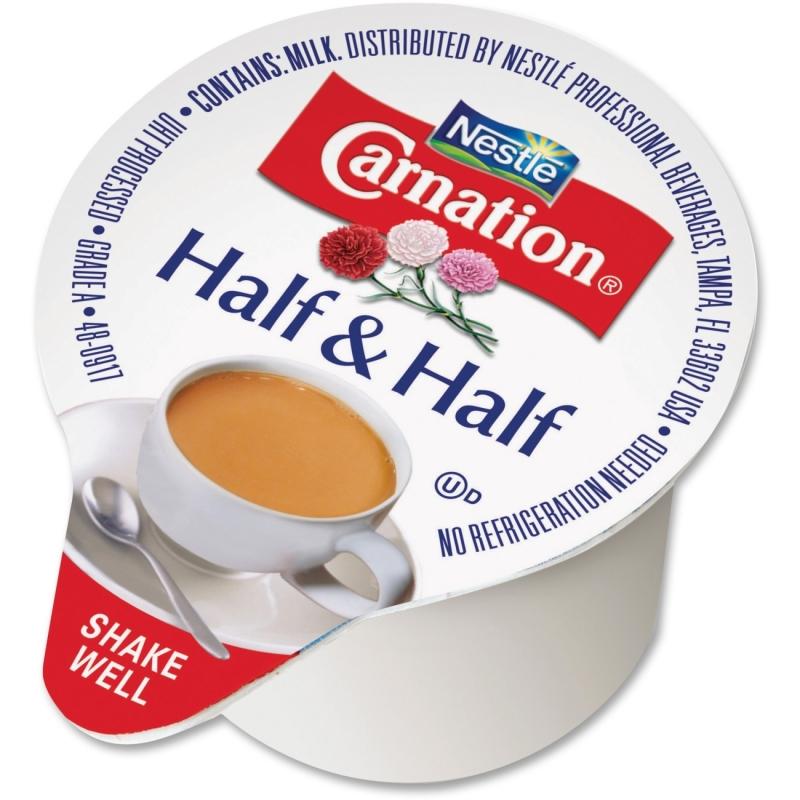 Carnation Half & Half Creamer 21501 NES21501