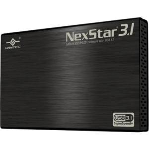 """Vantec NexStar 3.1 - 2.5"""" Enclosure NST-270A31-BK"""