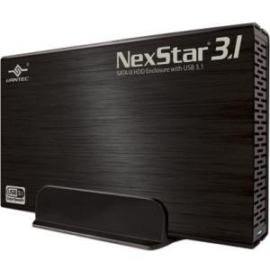 """Vantec NexStar 3.1 - 3.5"""" Enclosure NST-370A31-BK"""