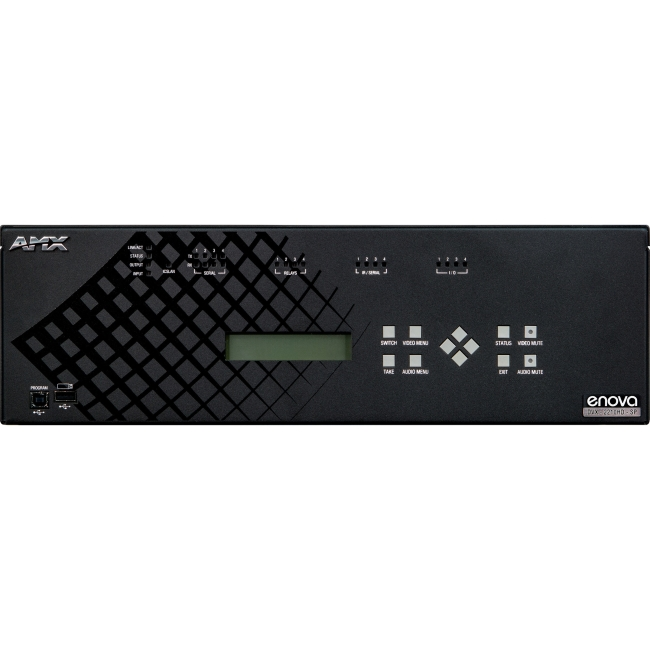 AMX 4x2 All-In-One Presentation Switchers with NX Control (Multi-Format,HDMI Inputs) FG1906-09 DVX-2210HD