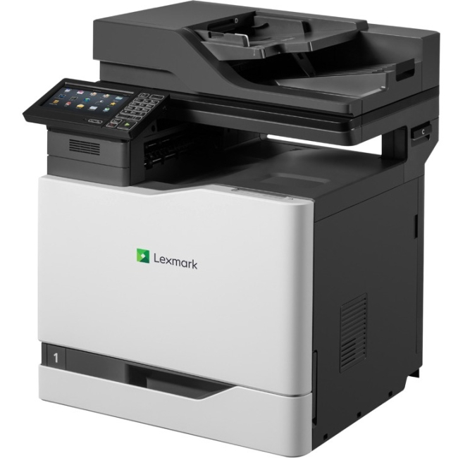 Lexmark Color Laser Multifunction Printer With Hard Disk 42KT010 CX820de