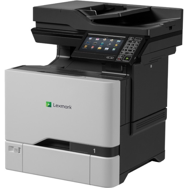 Lexmark Color Laser Multifunction Printer Government Compliant 40CT015 CX725de