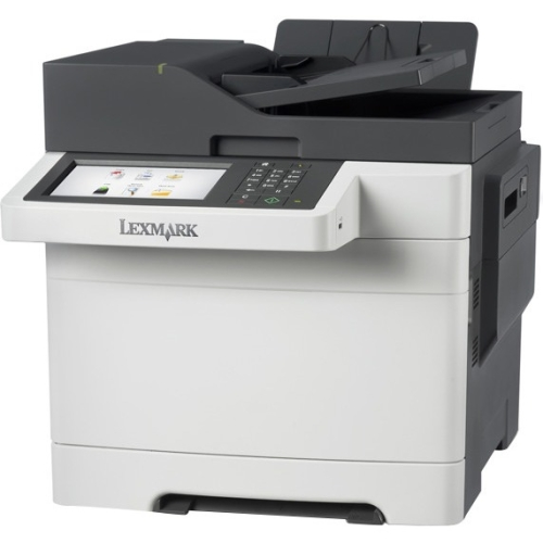 Lexmark Color Laser Multifunction Printer Government Compliant CAC Enabled 28ET651 CX510DE