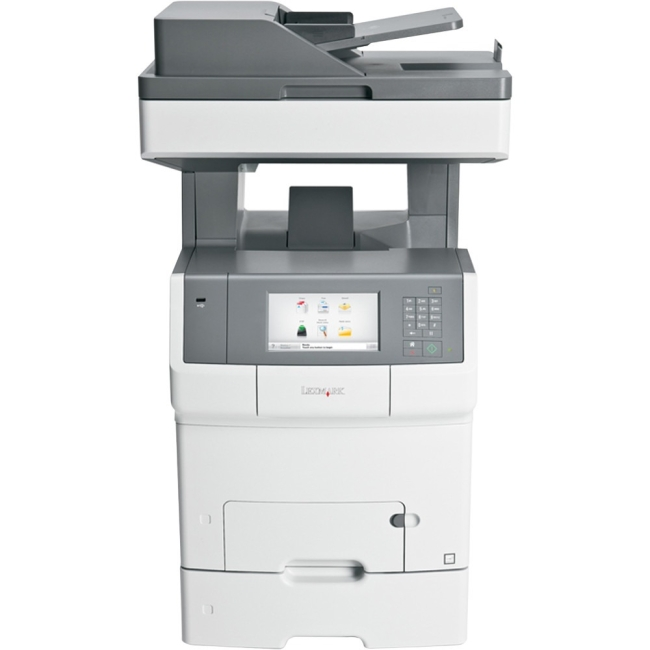 Lexmark Laser Multifunction Printer Government Compliant 34TT043 X748dte