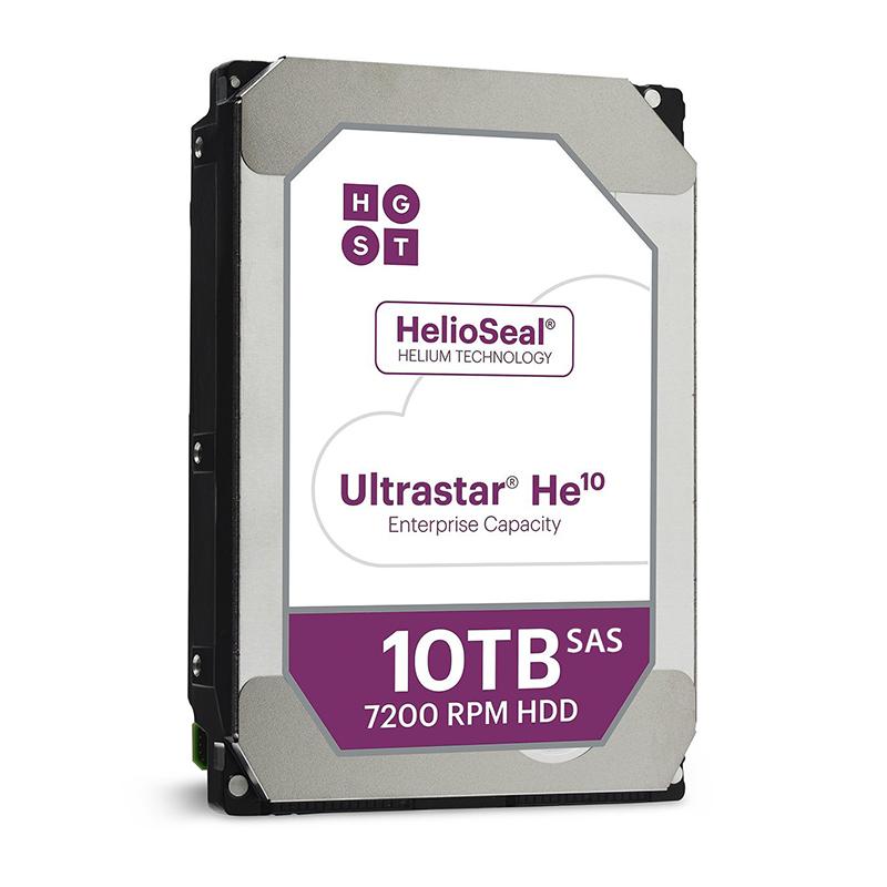 HGST Ultrastar He10 Hard Drive 0F27503-20PK HUH721010ALN601