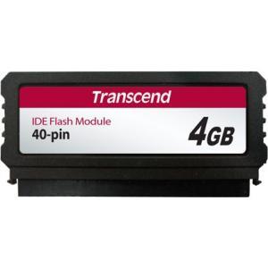 Transcend PATA Flash Module (40Pin Vertical) TS4GPTM520