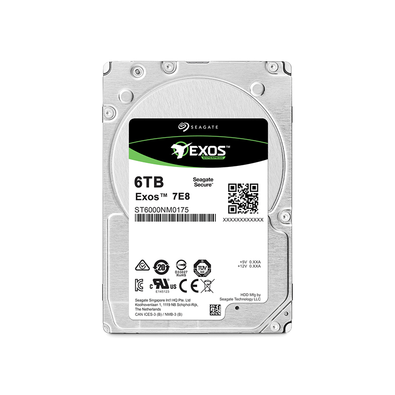 Seagate Hard Drive ST6000NM0175-20PK