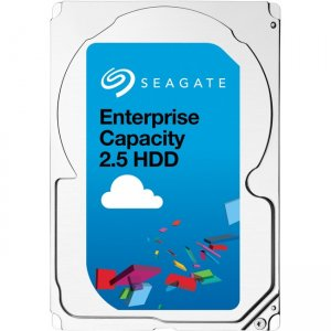 Seagate Enterprise Capacity 2.5 HDD SATA 6Gb/s 4KN 1TB Hard Drive ST1000NX0303-40PK ST1000NX0303