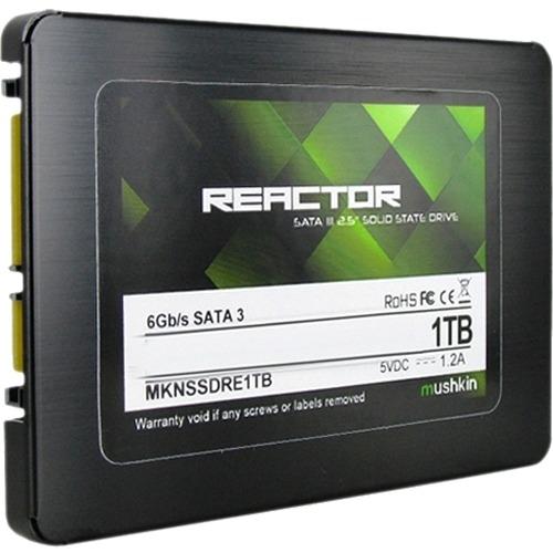 Mushkin 1TB Reactor SSD MKNSSDRE1TB