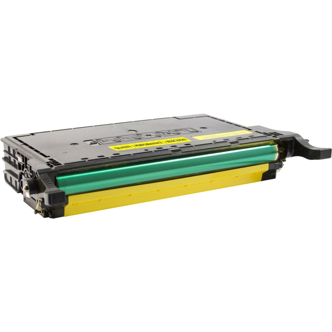 V7 Samsung Yellow CLP-77xND Toner - 7000 Page Yield, Replaces CLT-Y609S V7CLT-Y609S