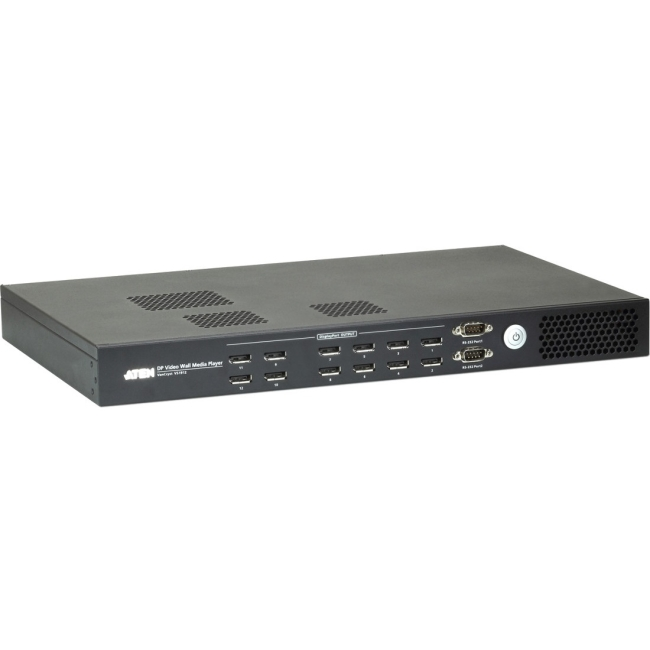 Aten 12-Port DP Video Wall Media Player VS1912
