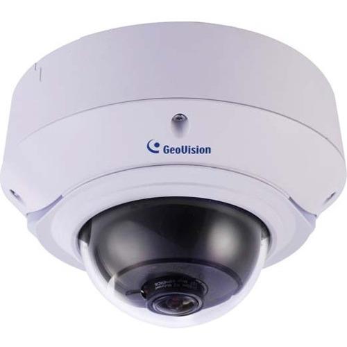GeoVision 3MP H.264 WDR Pro IR Vandal Proof IP Dome 84-VD34300-002U GV-VD3430