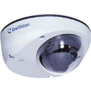 GeoVision GV-MDR5300 Series 5MP H.264 WDR Mini Fixed Rugged Dome 84-MDR5300-1P10 GV-MDR5300-1F