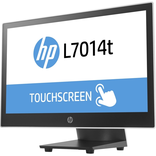 HP 14-inch Retail Touch Monitor T6N32A8#ABA L7014t