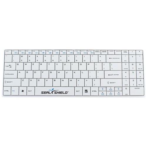Seal Shield Cleanwipe Waterproof Keyboard SSKSV099BE