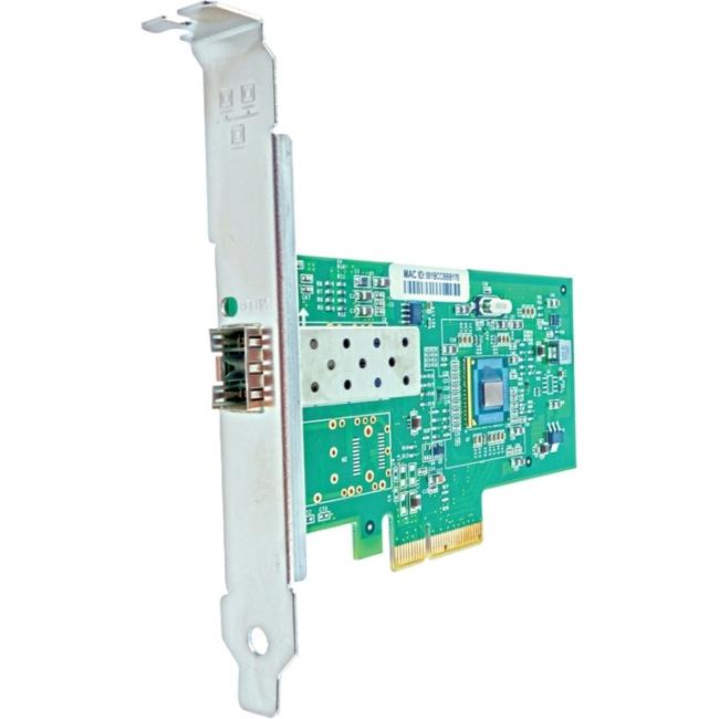 Axiom PCIe x4 1Gbs Single Port Fiber Network Adapter for Lenovo 00AG500-AX