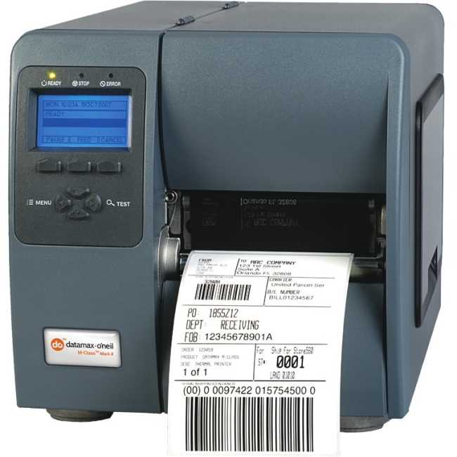 Datamax-O'Neil M-Class Mark II Label Printer KD2-00-08900S07 M-4206