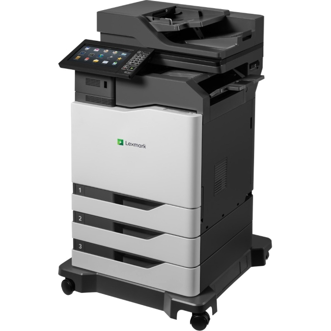 Lexmark Laser Multifunction Printer Governmrnt Compliant 42KT041 CX825dte
