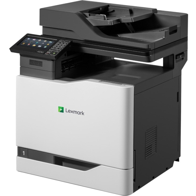 Lexmark Color Laser Multifunction Printer Government Compliant 42KT120 CX820de