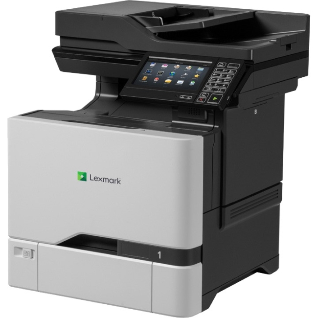 Lexmark Color Laser Multifunction Printer Government Compliant 40CT000 CX725de