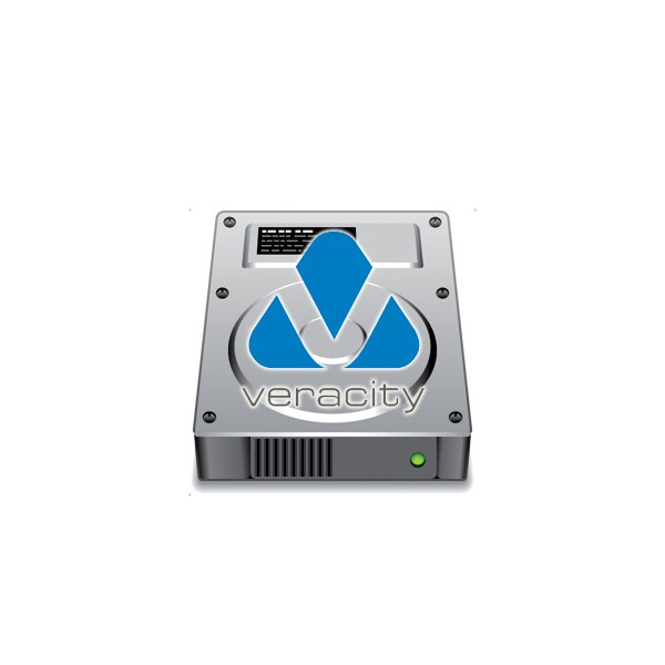 Veracity Hard Drive CS-HDD-1TB-2.5