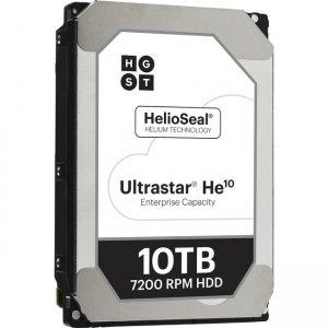 HGST Ultrastar He10 Hard Drive 0F27605