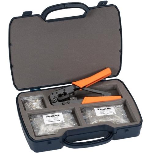 Black Box Deluxe RJ-11 Modular Plug Kit FTM600-R2