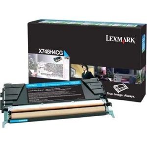 Lexmark High Yield Return Program Toner Cartridge X748H4CG