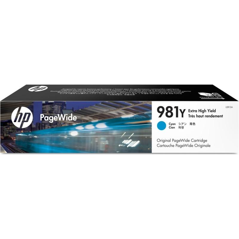 HP High Yield PageWide Cartridge L0R12A HEWL0R12A 981X