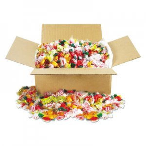 Office Snax Fancy Assorted Hard Candy, Individually Wrapped, 10 lb Value Size Box OFX00603 00603
