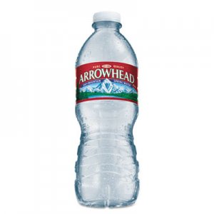 Arrowhead Natural Spring Water, 16.9 oz Bottle, 40 Bottles/Carton NLE1039242 1039242