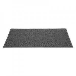 Guardian EcoGuard Diamond Floor Mat, Rectangular, 36 x 120, Charcoal MLLEGDFB031004 EGDFB031004