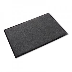 Crown Rely-On Olefin Indoor Wiper Mat, 24 x 36, Charcoal CWNGS0023CH GS 0023CH