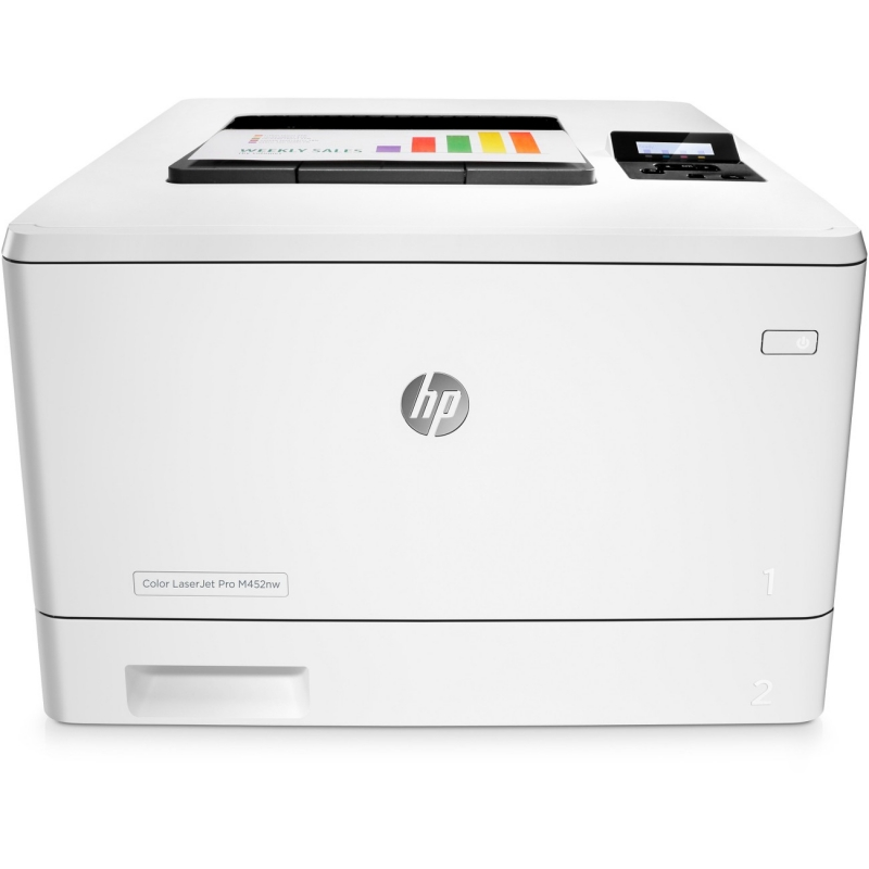 HP Color LaserJet Pro 452nw Printer CF388A HEWCF388A M452NW