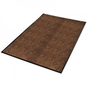 Guardian Platinum Series Indoor Wiper Mat, Nylon/Polypropylene, 36 x 60, Brown MLL94030550 94030550