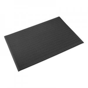 Crown Ribbed Vinyl Anti-Fatigue Mat, 24 x 36, Black CWNFL2436BK FL 2436BK