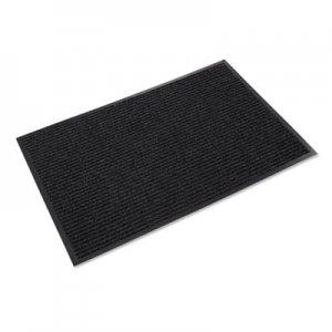 Crown Needle Rib Wipe and Scrape Mat, Polypropylene, 36 x 60, Charcoal CWNNR0035CH NR 0035CH