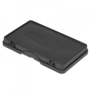 Rubbermaid Commercial Storage/Trash Compartment Cover, Plastic, Black RCP6179BLA FG617900BLA