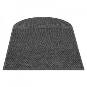 Guardian EcoGuard Diamond Floor Mat, Single Fan, 36 x 72, Charcoal MLLEGDSF030604 EGDSF030604