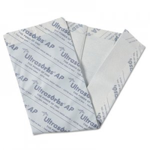 "Medline Ultrasorbs AP Underpads, 31"" x 36"", White, 10/Pack MIIULTRSORB3136 ULTRSORB3136"